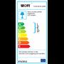 WOFI LED lampada da soffitto CHARLIZE 4lmp 4,5W fisso 315lm - Autoscatto Store