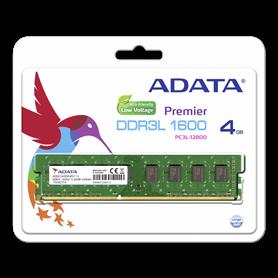 ADATA Premier DDR3L DIMM 4GB 1600 240pin - Autoscatto Store