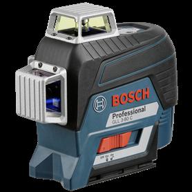 Bosch GLL 3-80 C Professional Livella a laser - Autoscatto Store