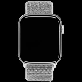 Apple Watch Series 4 GPS 40mm argento Alu Seashell Loop - Autoscatto Store