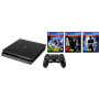 Sony Playstation 4 Slim 1TB with 3 Hits Bundle USK 18 - Autoscatto Store