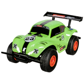 Carrera 2,4 GHz     370184003 1:18 VW Beetle verde