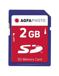 AgfaPhoto SD scheda 2GB