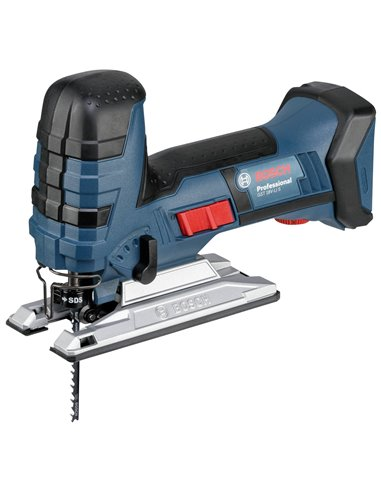 Bosch GST 18V-Li S Professional Seghetto alternativo + L-Box