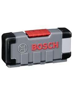 Bosch 30pz. set lame segh. alt. legno, metallo T119BO, T111C