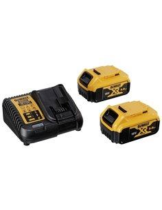 DeWalt DCB115P2-QW Kit batterie (2 x 18 V / 5 Ah)