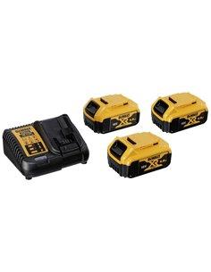 DeWalt DCB115P3-QW Kit batterie (3 x 18 V / 5 Ah)