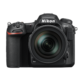 Nikon D500 + AF-S DX 16-80mm VR Kit + SD 16GB (Nital) - Autoscatto Store