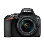 Nikon D3500 + AF-P DX18-55 VR + AF-P DX 70-300 VR + SD 16GB - Nikon Nital - Autoscatto Store