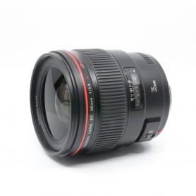 Canon EF-L 35/1,4 + paraluce EW78C - Autoscatto Store
