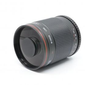 Bower Mirror Lens 500/8 con anelli Nikon - Autoscatto Store