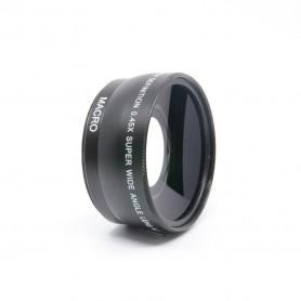 Aggiuntivo Neewer Digital Wide Macro 0,45X 58mm - Autoscatto Store