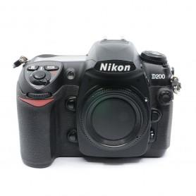 Nikon D200 + MB-D 200 - Nikon - Autoscatto Store